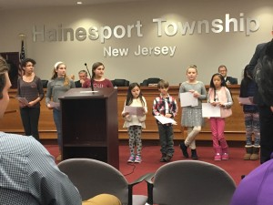 December Hainesport Township Meeting