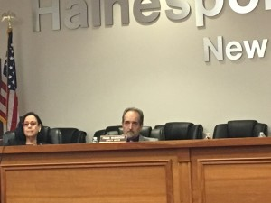 Hainesport Township Meeting February 2017